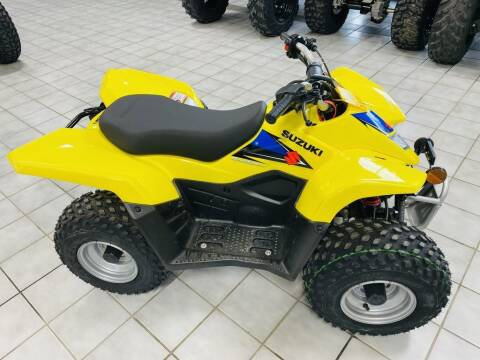 2021 Suzuki QuadSport Z50 for sale at Street Track n Trail in Conneaut Lake PA