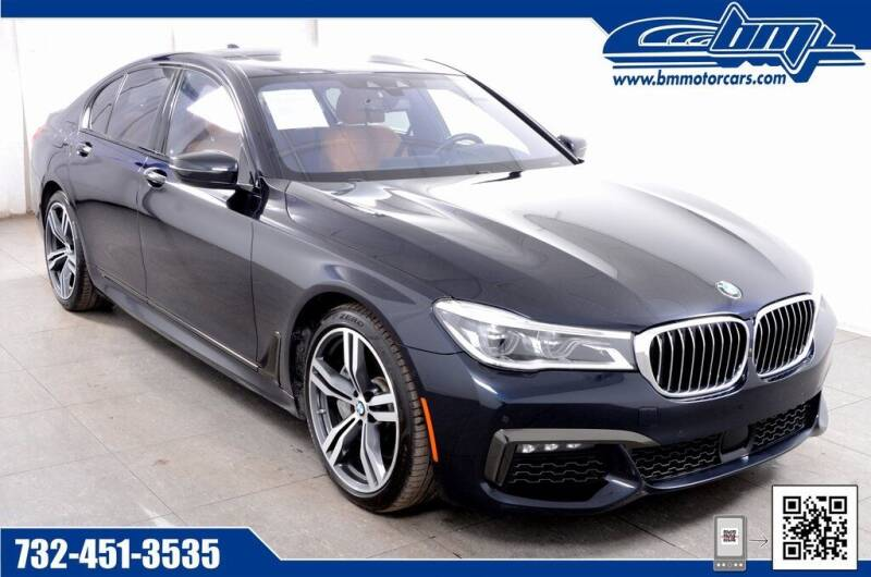 2019 BMW 7 Series for sale in Rahway, NJ