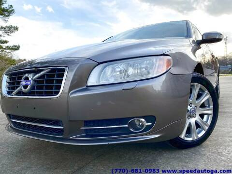 2010 Volvo S80 for sale at JES Auto Sales LLC in Fairburn GA