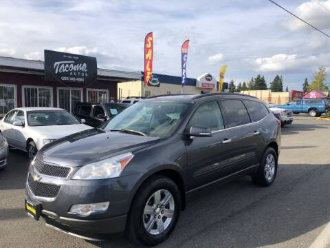 2010 Chevrolet Traverse for sale at Tacoma Autos LLC in Tacoma WA