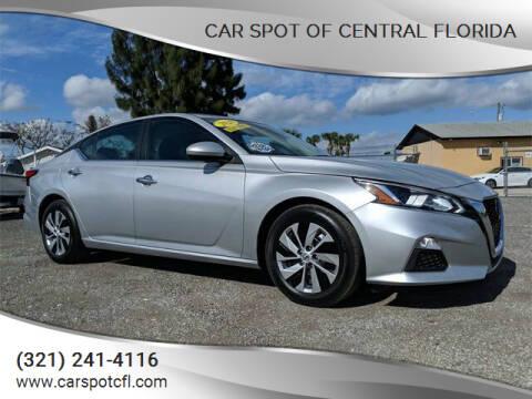 2020 Nissan Altima for sale at Car Spot Of Central Florida in Melbourne FL