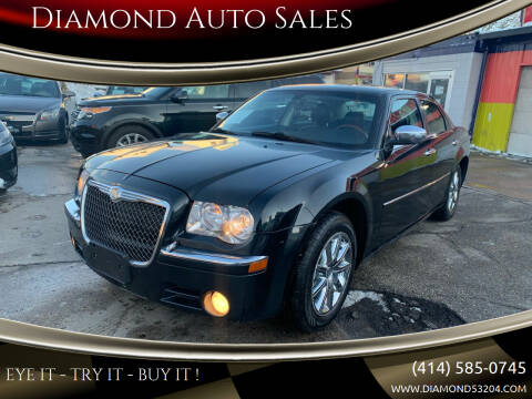 2010 Chrysler 300 for sale at Diamond Auto Sales in Milwaukee WI