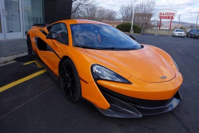 2019 McLaren 600LT for sale in Summit, NJ