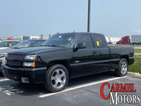 2004 Chevrolet Silverado 1500 SS for sale at Carmel Motors in Indianapolis IN
