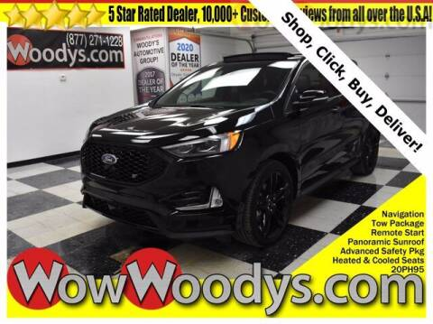 2020 Ford Edge for sale at WOODY'S AUTOMOTIVE GROUP in Chillicothe MO