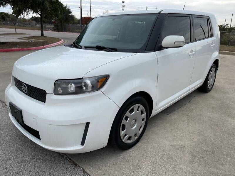 2010 Scion xB for sale at Zoom ATX in Austin TX