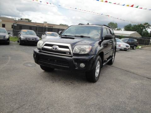 2006 Toyota 4Runner for sale at A&S 1 Imports LLC in Cincinnati OH