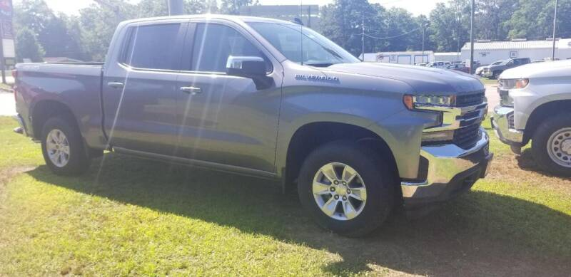 2020 Chevrolet Silverado 1500 for sale at Whitmore Chevrolet in West Point VA