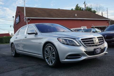 2017 Mercedes-Benz S-Class for sale at HD Auto Sales Corp. in Reading PA