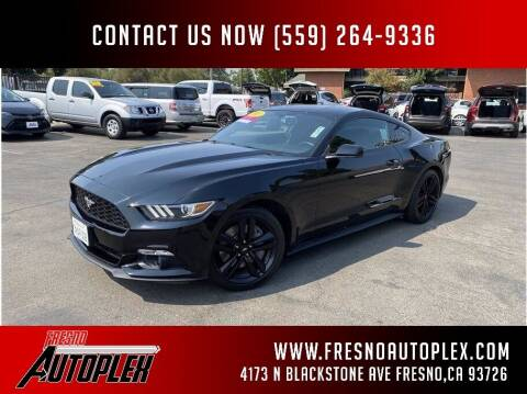 2015 Ford Mustang for sale at Carros Usados Fresno in Clovis CA