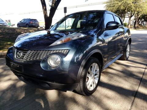 2013 Nissan JUKE for sale at ZNM Motors in Irving TX