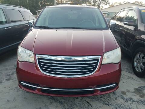 2011 Chrysler Town and Country for sale at Dick Smith Auto Sales in Augusta GA
