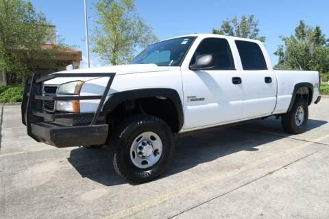 2006 Chevrolet Silverado 2500HD for sale at Louisiana Truck Source, LLC in Houma LA