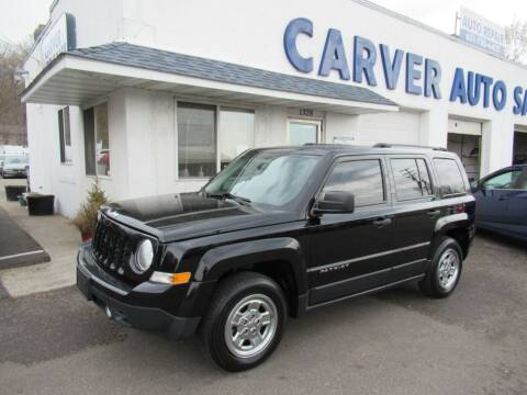 2016 Jeep Patriot for sale at Carver Auto Sales in Saint Paul MN