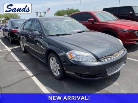 2013 Chevrolet Impala for sale at Sands Chevrolet in Surprise AZ