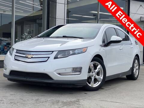 2015 Chevrolet Volt for sale at Carmel Motors in Indianapolis IN
