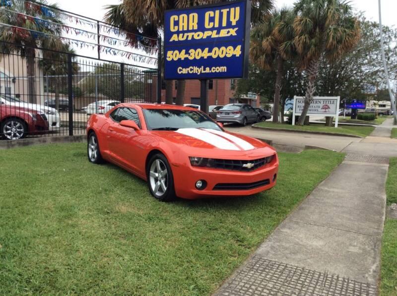 2011 Chevrolet Camaro for sale at Car City Autoplex in Metairie LA