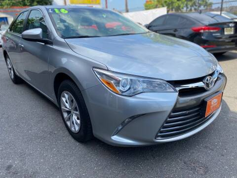 2016 Toyota Camry for sale at TOP SHELF AUTOMOTIVE in Newark NJ