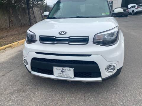 2018 Kia Soul for sale at Super Bee Auto in Chantilly VA