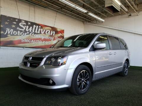 2017 Dodge Grand Caravan for sale at SULLIVAN MOTOR COMPANY INC. in Mesa AZ