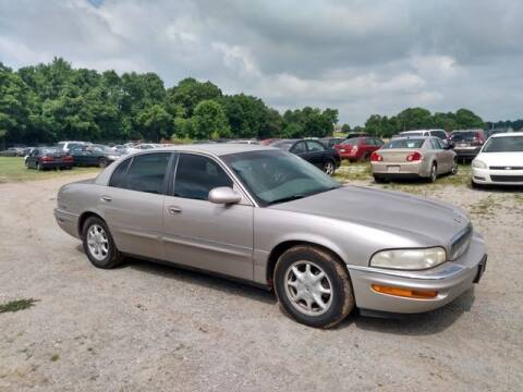 1997 Buick Park Avenue for sale at AFFORDABLE DISCOUNT AUTO in Humboldt TN