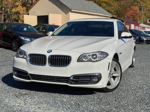 2014 BMW 5 Series for sale at A&M Auto Sales in Edgewood MD