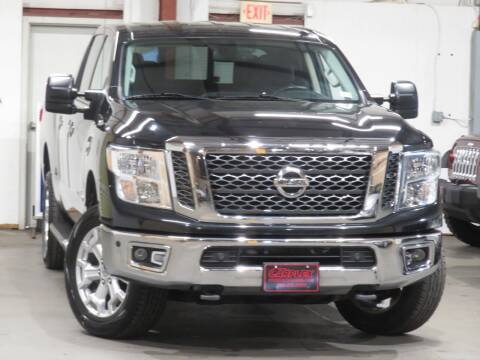2016 Nissan Titan XD for sale at CarPlex in Manassas VA