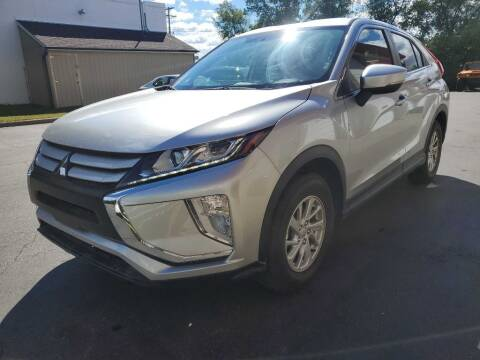 2019 Mitsubishi Eclipse Cross for sale at MIDWEST CAR SEARCH in Fridley MN