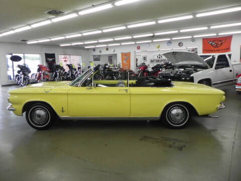 1964 Chevrolet Corvair for sale at 121 Motorsports in Mount Zion IL