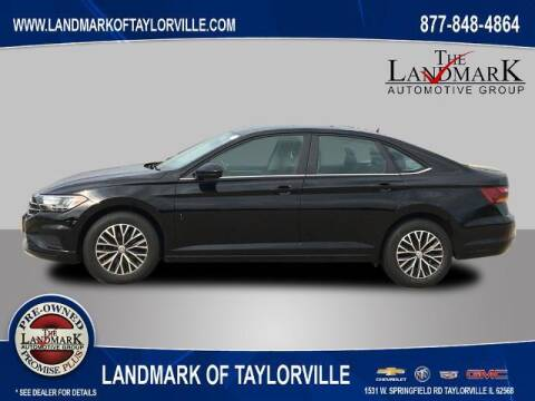 2019 Volkswagen Jetta for sale at LANDMARK OF TAYLORVILLE in Taylorville IL