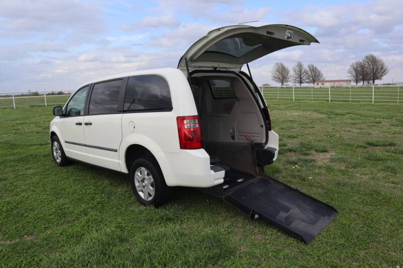 2008 Dodge Grand Caravan for sale at Liberty Truck Sales in Mounds OK