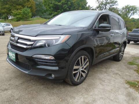 2016 Honda Pilot for sale at Wimett Trading Company in Leicester VT