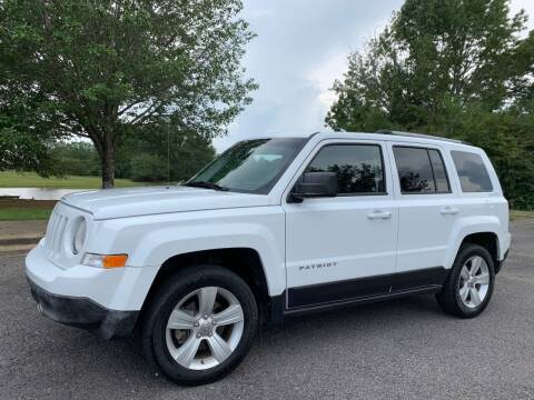 2014 Jeep Patriot for sale at LAMB MOTORS INC in Hamilton AL