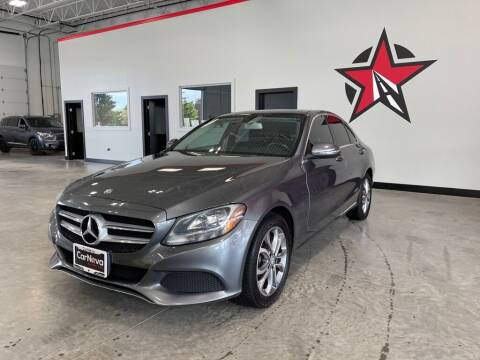 2017 Mercedes-Benz C-Class for sale at CarNova - Shelby Township in Shelby Township MI