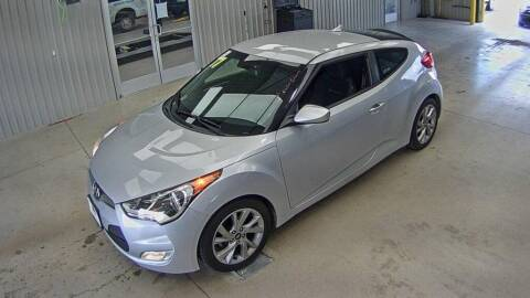2017 Hyundai Veloster for sale at Smart Chevrolet in Madison NC