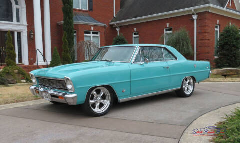 1966 Chevrolet Nova for sale at SelectClassicCars.com in Hiram GA
