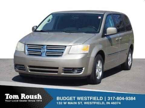 2008 Dodge Grand Caravan for sale at Tom Roush Budget Westfield in Westfield IN