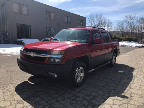 2004 Chevrolet Avalanche for sale at Auto King Picture Cars in Westchester County NY