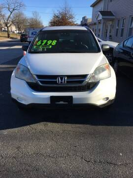 2010 Honda CR-V for sale at USA Motors in Revere MA