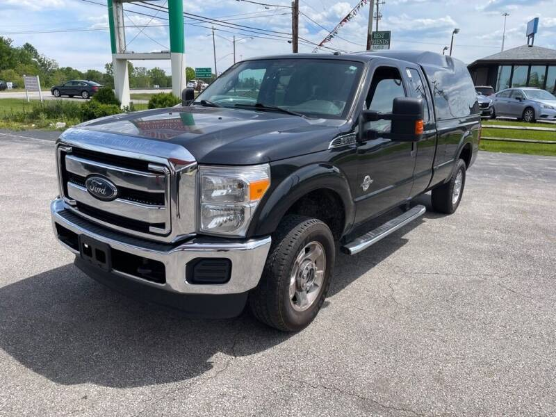 2015 Ford F-250 Super Duty for sale at Best Motor Auto Sales in Perry OH
