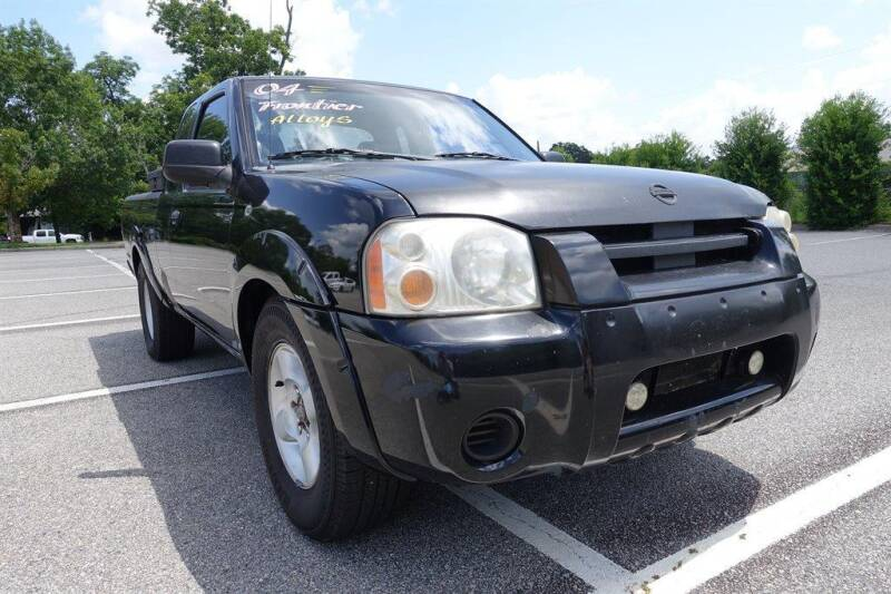 2004 Nissan Frontier for sale at Womack Auto Sales in Statesboro GA