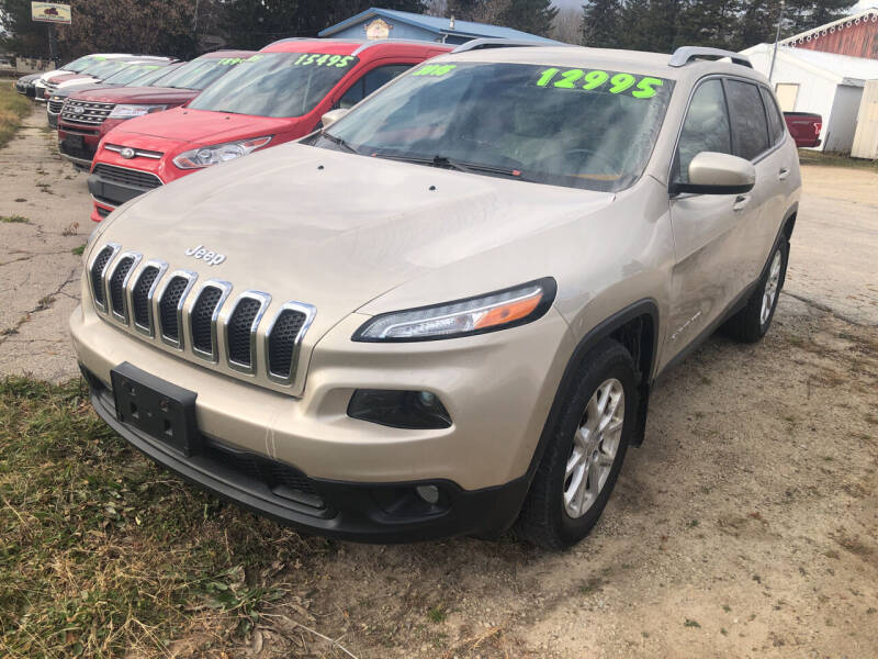 2015 Jeep Cherokee for sale at Don's Sport Cars in Hortonville WI