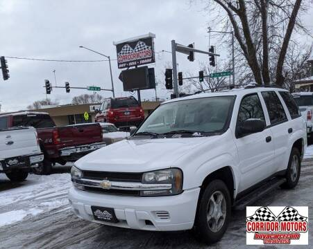 2008 Chevrolet TrailBlazer for sale at Corridor Motors in Cedar Rapids IA