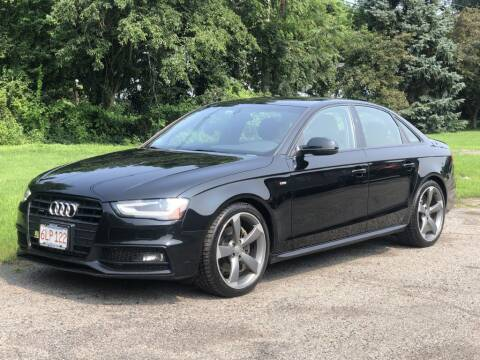2015 Audi A4 for sale at LARIN AUTO in Norwood MA