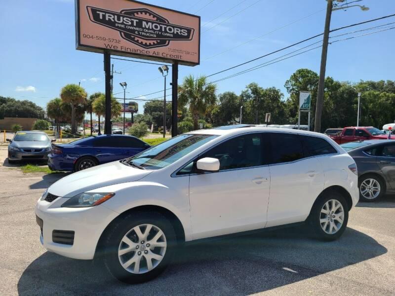 2009 Mazda CX-7 for sale at Trust Motors in Jacksonville FL