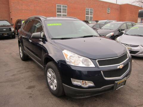 2012 Chevrolet Traverse for sale at DRIVE TREND in Cleveland OH