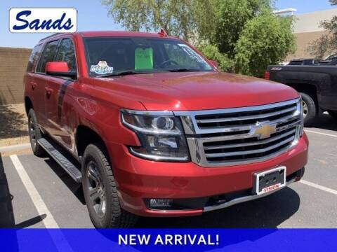 2015 Chevrolet Tahoe for sale at Sands Chevrolet in Surprise AZ