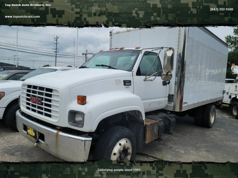 2000 GMC C6500 for sale at Top Notch Auto Brokers, Inc. in Palatine IL