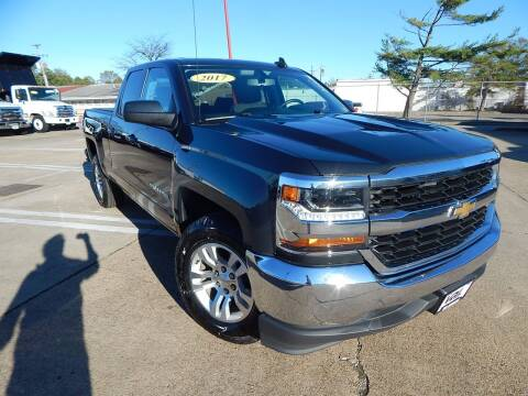 2017 Chevrolet Silverado 1500 for sale at Vail Automotive in Norfolk VA