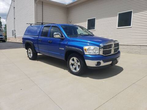 2008 Dodge Ram Pickup 1500 for sale at Five Star Auto Group in North Canton OH